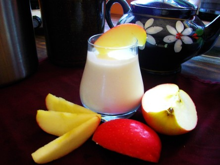 a glassful of delicious kefir to help your body achieve balance before, during and after a cleanse