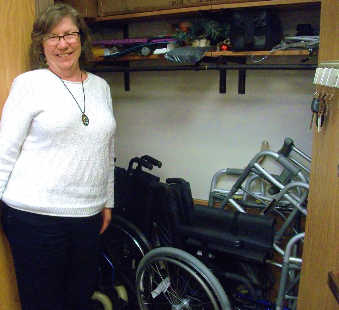 Mary Ellen Makosky is the trusted keeper of this precious resource for rural mountain communities