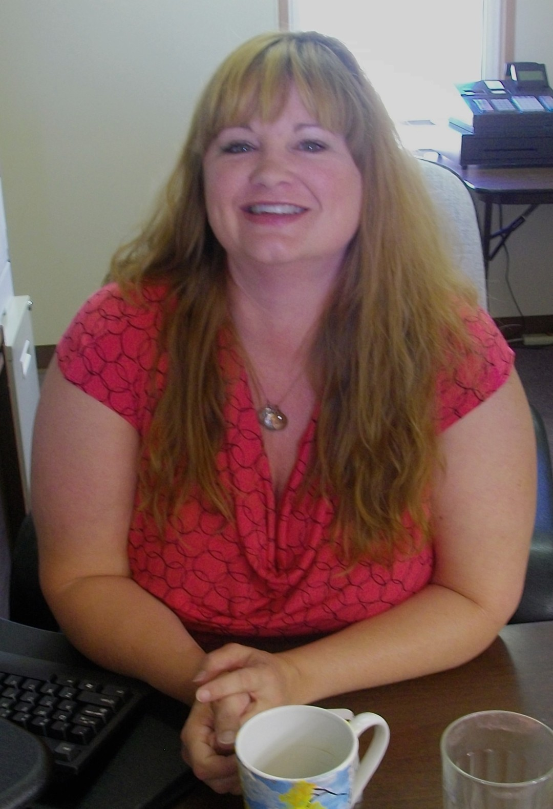 Meet Holly Lannen Lanthier, a welcoming smile at Gilpin County Public Heath