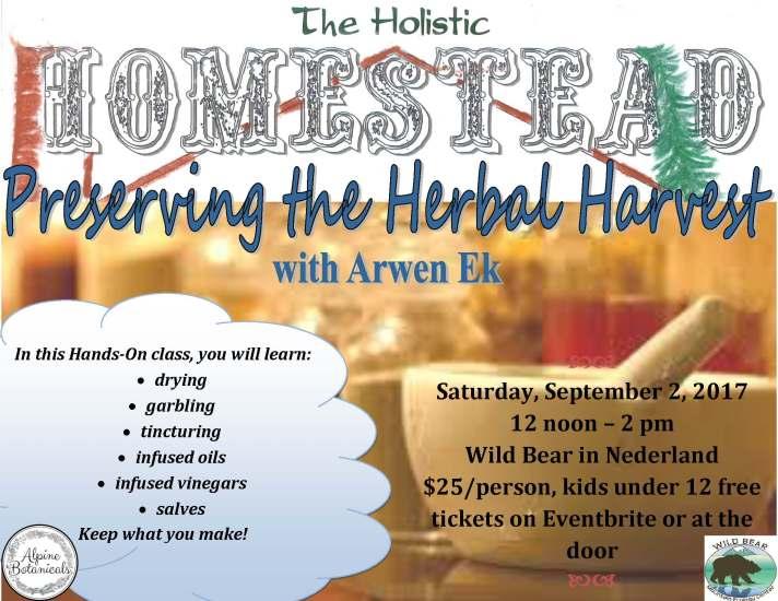 arwen_ preserving herbal flyer